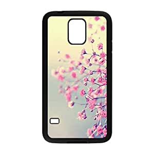 Beautiful Wallpapers For Mobile Black Phone Case for Samsung S5