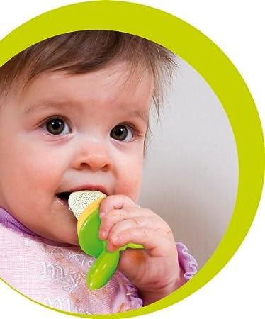 nuvita flavorillo fruta Aspiradora verde verde: Amazon.es: Bebé