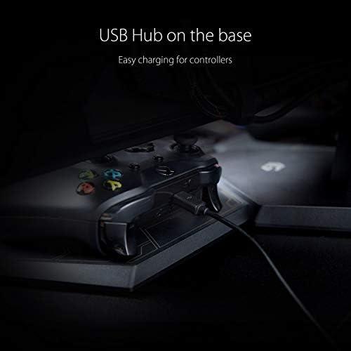 Asus Cg32uq 81 3 Cm 32 Zoll Gaming Monitor 4k Hdr Free Sync Konsole Lautsprecher Hdmi