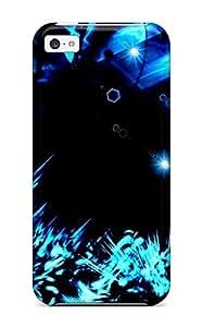 Holly M Denton Davis's Shop 3343795K71401113 TashaEliseSawyer Case Cover Protector Specially Made For Iphone 5c Bleach