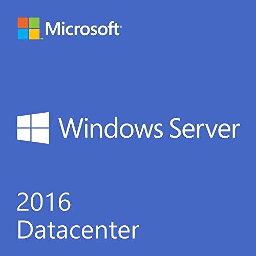 Microsoft Svr Datacenter 2016 64 Bit 16 Core by Microsoft