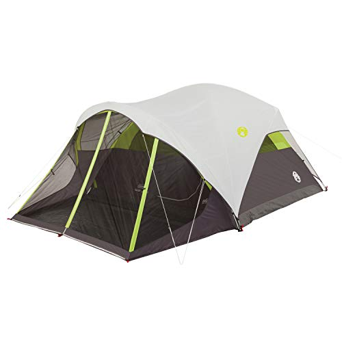 🥇 Coleman Steel Creek Fast Pitch Dome Tent with Screen Room