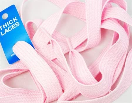 Shoe Laces Flat Thick and Wide - 50