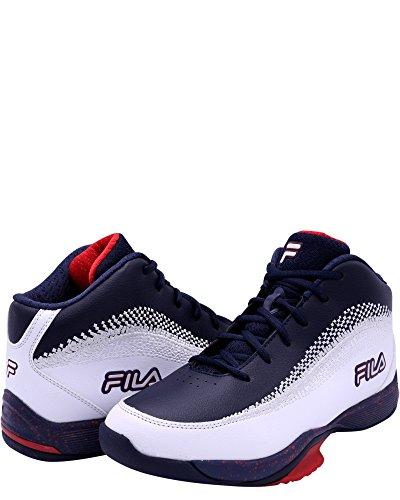 Fila - 1bm00074125 Hombres: Amazon.es: Zapatos y complementos