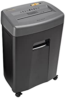 AmazonBasics 17-Sheet Cross-Cut Paper, CD, and Credit Card Shredder with Pullout Basket (B00FA4MP5O) | Amazon Products
