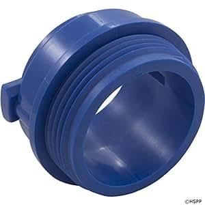 """Pad adaptador, 1–1/2""""macho rosca de tubo, corto"""