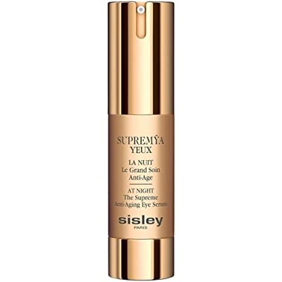 Sisley Supremya Eyes at Night The Supreme Anti-Aging Eye Serum, 0.52 Ounces