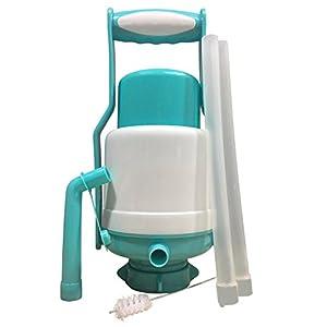 Water Jug Pump with Spigot - 5 Gallon Drinking Cooler Dispenser Parts