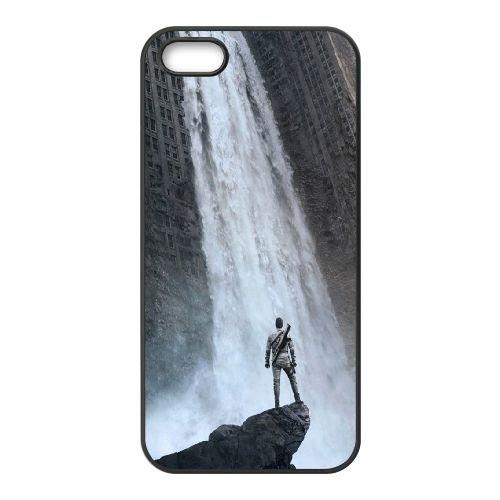 901 Oblivion 2013 L coque iPhone 5 5S cellulaire cas coque de téléphone cas téléphone cellulaire noir couvercle EOKXLLNCD21156