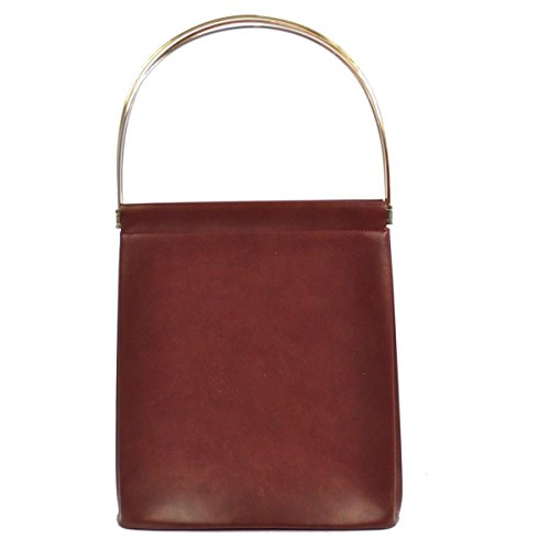- CARTIER Trinity Cage Handbag Rolling Rings Handbag Wristet. Made in France (LARGE)