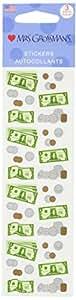Mrs. Grossman's Stickers-Money