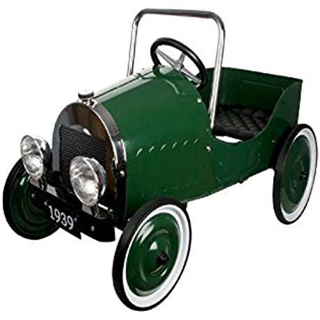 Great Gizmos Classic Pedal Car Ride On Model 8302 3 Years By Great Gizmos