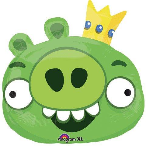 Angry Birds King Pig Mylar
