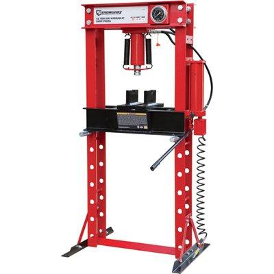 40 ton shop press - 3