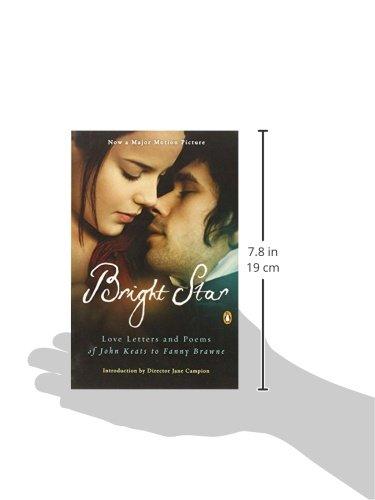 bright star love letters and poems of john keats to fanny brawne john keats jane campion 9780143117742 amazoncom books