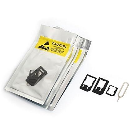 Amazon.com: eDealMax Micro SIM adaptador convertidor de ...