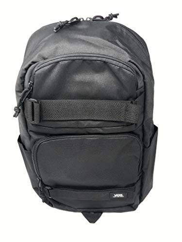 (Vans Skatepack Backpack (Black))