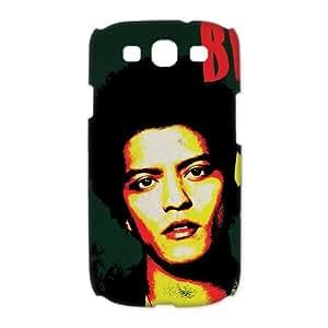 Custom Bruno Mars Hard Back Cover Case for Samsung Galaxy S3(3D) OE-1379