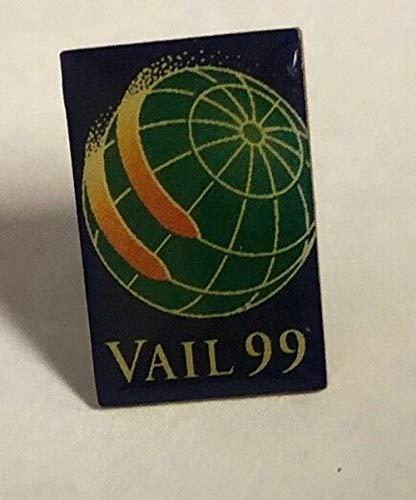 Vail 99 Alpine World Ski Championships 1999 Pin ()