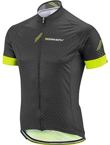 Louis Garneau Men's Equipe Bike Jersey (XX-Large, Geometry)