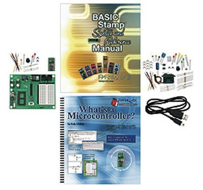 (Parallax 27807 BASIC Stamp Discovery Kit)