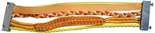 The Buckle Boutique Brazilian Inspired Sunshine Ipanema Bliss Multi Strand Bracelet