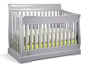 Amazon Com Graco Maple Ridge 4 In 1 Convertible Crib