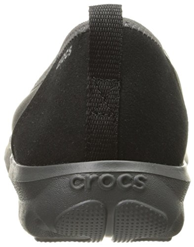 SKIMMER black BUSY DAY CROCS graphite STRETCH Black 7U4vTw
