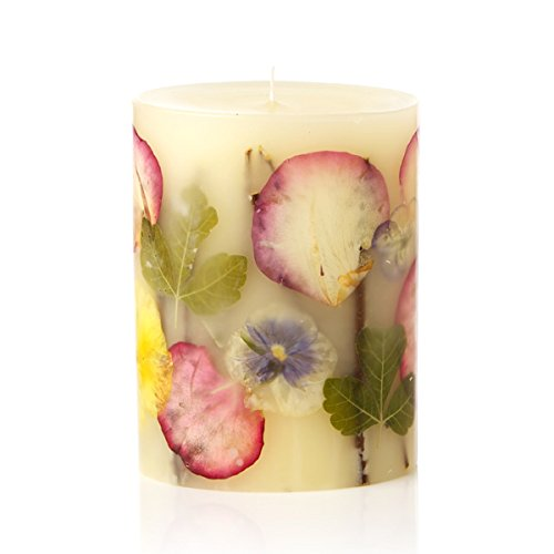 Rosy Rings Botanist Botanical Candle - Viola Queen Charlotte by Rosy Rings