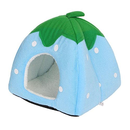 Kocome Strawberry Kitten Kennel Foldable product image