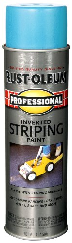 Rust Oleum 2526838 Professional Inverted Striping