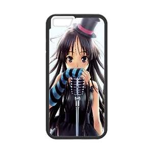 Mio Akiyama K On Anime iPhone 6 Plus 5.5 Inch Cell Phone Case Black Gift pjz003_3263208