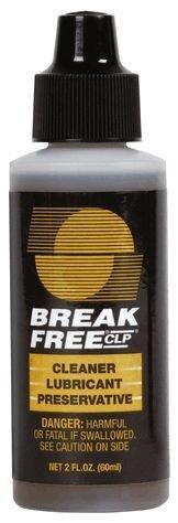 Break-Free, Model: CLP-20 Cleaner Lubricant Preservative (2-Fluid Ounce Bottle)