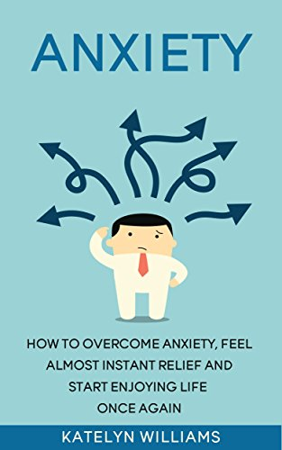 Anxiety Overcome Instant Enjoying naturally ebook