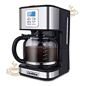12-Cup Coffee Maker, Programmable...