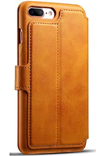 iPhone 7 Plus Wallet Case, iPhone 8 Plus 5.5