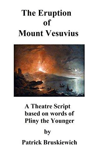 The Eruption Of Mount Vesuvius By Bruskiewich Patrick