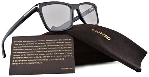 228f660d9b Tom Ford FT5407 Eyeglasses 54-16-145 Shiny Black 001 FT 5407 - Buy Online  in Qatar.