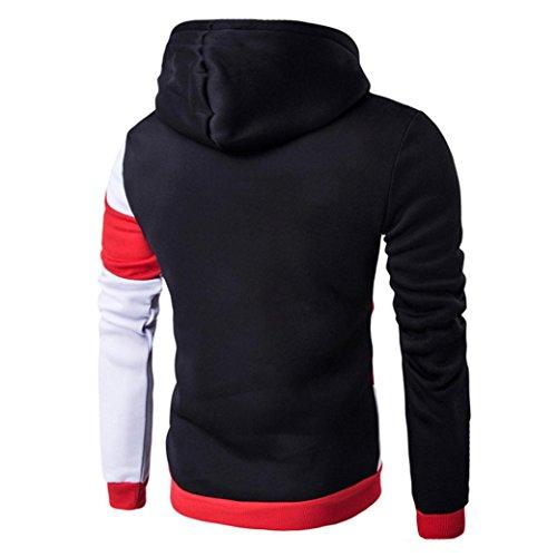 Hoodie-Sweatshirt-TopsHemlock-Mens-Jumper-Sweater-Winter-Jacket-Coat-Outwear