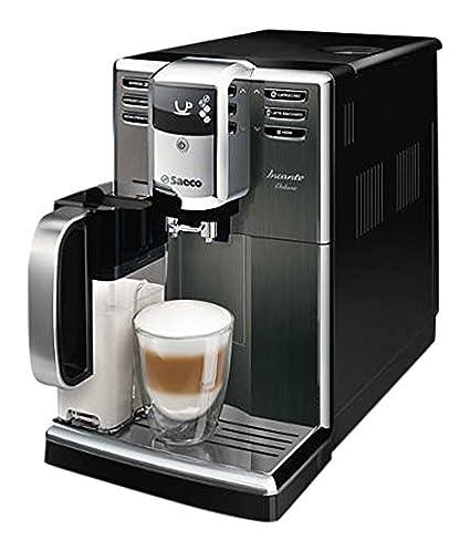 Saeco Incanto HD8922/01 - Cafetera (Independiente, Máquina espresso, 1,8
