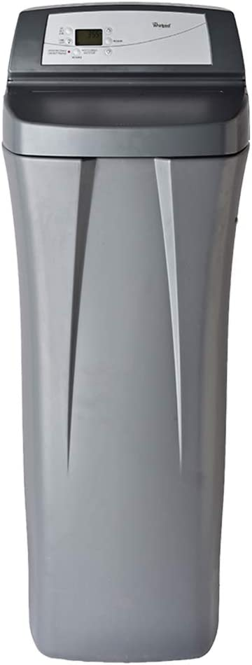 Whirlpool WHESFC Pro Series – Softener/Whole Home Filter Hybrid, Gray - -