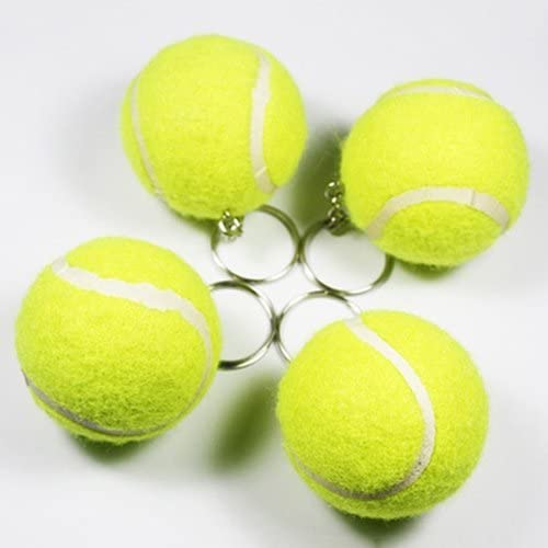 XdiseD9Xsmao Divertido Artificial 3D Pelota De Tenis Colgante ...
