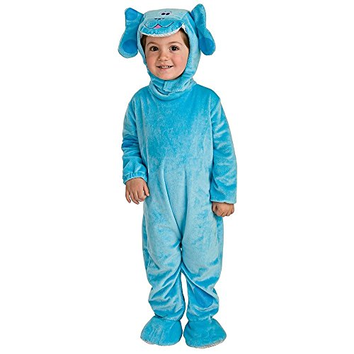 Rubies Blue's Clues Child Costume, Toddler - Clue Halloween Costumes