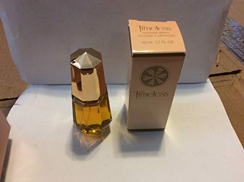 Avon Timeless 1999 Version For Women Cologne Spray 1.7 oz / 50 ml New in Box - Pack In Womens Avon