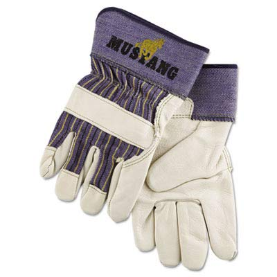 MPG1935XL - Memphis Mustang Leather Palm Gloves ()