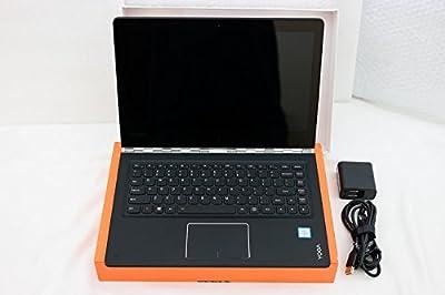 Lenovo Yoga 900 13 13.3-Inch MultiTouch Convertible Laptop (Core i7-6500U, 256GB SSD, 8GB RAM) - Silver