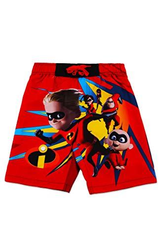Dreamwave Boys' Incredibles Swim Trunk 5/6]()