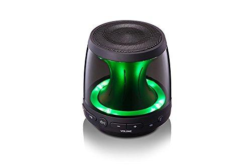 LG PH1 - Altavoz portátil Bluetooth, sonido 360, micrófono