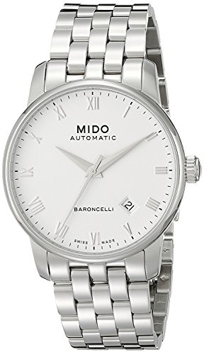 MIDO watch BARONCELLI M86004261 Men's