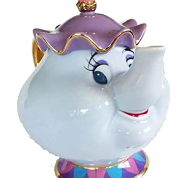 Disney Resort limited release ' Beauty and the Beast ' Mrs. Potts Teapot